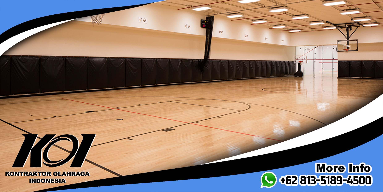 Biaya Jasa Pembuatan Lapangan Basket Murah Bagus Berkualitas