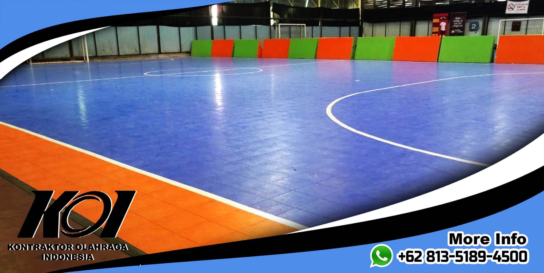 Distributor Jual Lantai Interlock Futsal Harga Murah Bagus Berkualitas